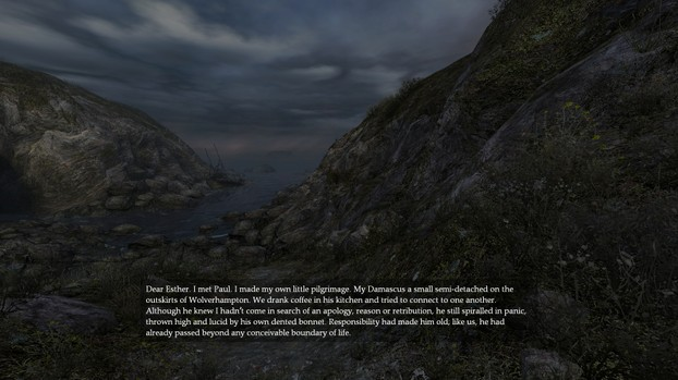 Image: Screenshot from Dear Esther