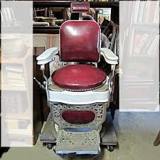 1910 Kochs Barber Chair