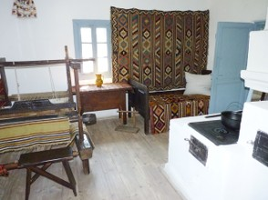 and a Third House Interior