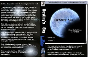 Deep Delta Sleep II: Destiny Sky