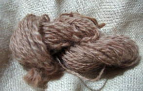 Dried Yarn