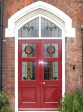 Victorian Style Front Door from Old English Doors
