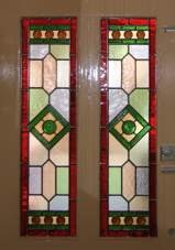 Victorian Style Stained Glass