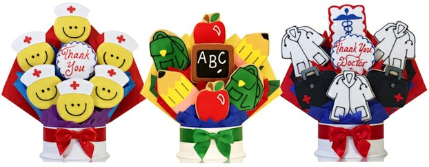 Image by Gourmet Cookie Bouquets