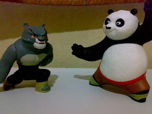 Po and Tai Long