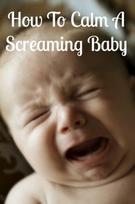 How To Calm An Unsettled Baby