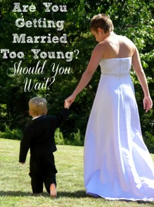 Are You Rushing Into Marriage?