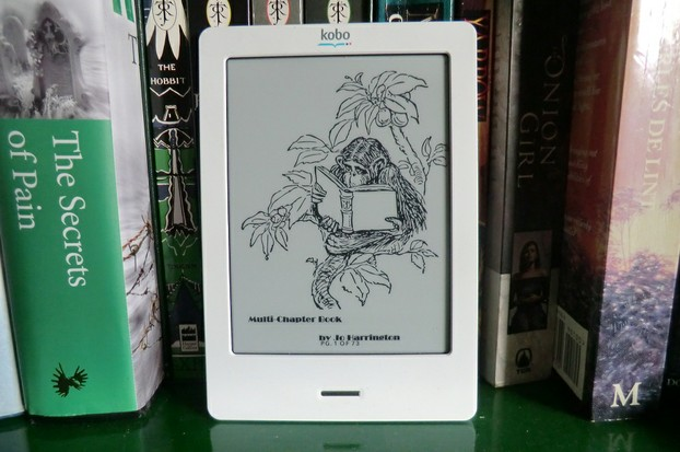 Image:  My ePub Digital Book on Kobo