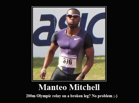 Manteo Mitchell