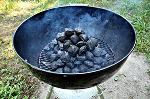 Charcoal Grilling