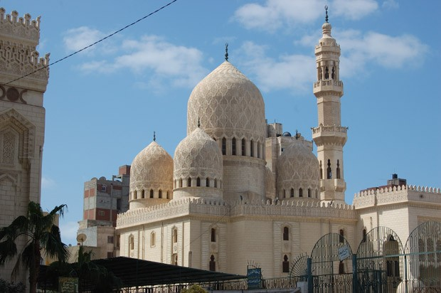 The El-Mursi Abul-Abbas Mosque