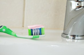 Most toothpastes also contain SLS