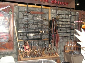 Fantasy and Sci Fi Weapons for sale