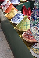 Hand Painted Tagines