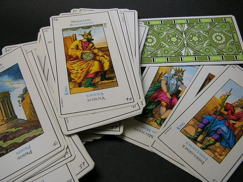 evolution of tarot