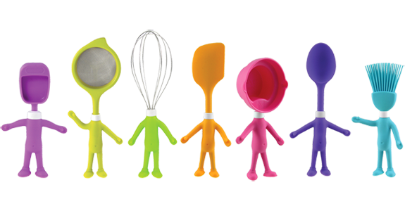 Kid's Kitchen Tools