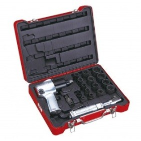 Bovidix Air Tools Multibox Tool Set