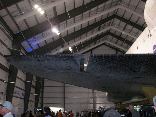 Endeavour's Wing