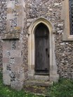 Sutton Church Door