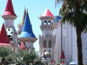 Hotels for Kids:  Excalibur