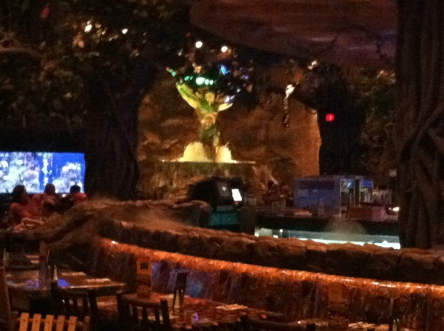 Rainforest Cafe at MGM Grand