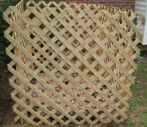 Lattice Compost Bin