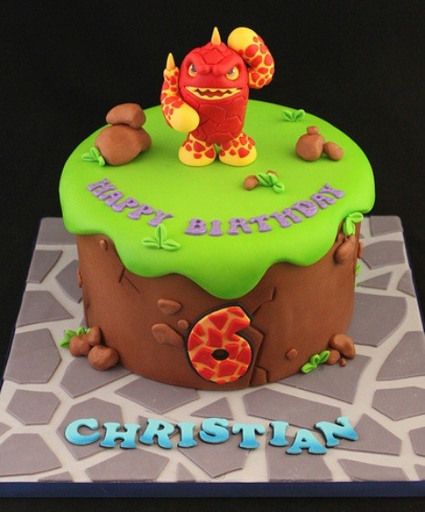 Strange Skylanders Party Supplies Funny Birthday Cards Online Elaedamsfinfo