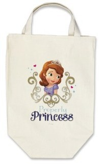 Sofia the First Tote Bags