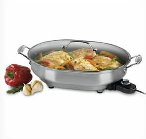 Cuisine Art Stainless Steel Skillet