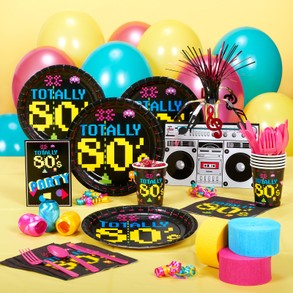 80's Theme Party Supplies