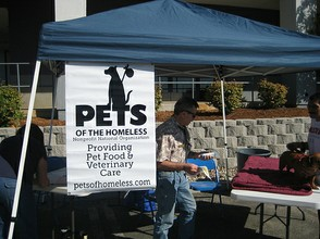 Pets of the Homeless Clinic