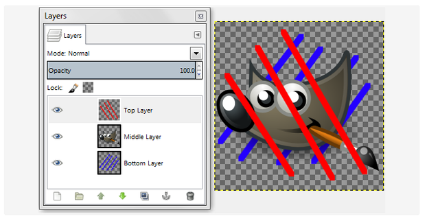 I used Gyazo for all the images in my GIMP tutorial.