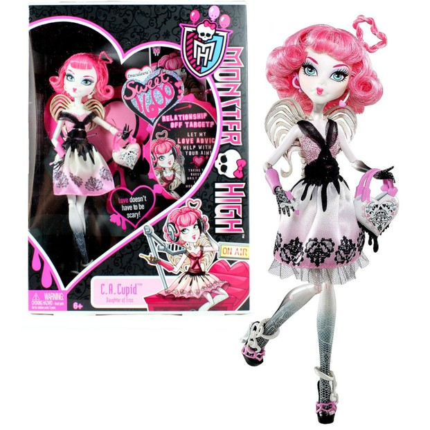 Monster High Valentine's Day Doll