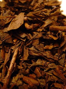 Hojicha, a Roasted Green Tea