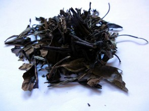 Shou Mei (a dark white tea)
