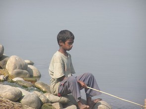 Boy in Bangladesh