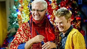 Rory Cowan and Gary Hollywood