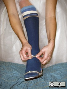 Bridal Kneesocks