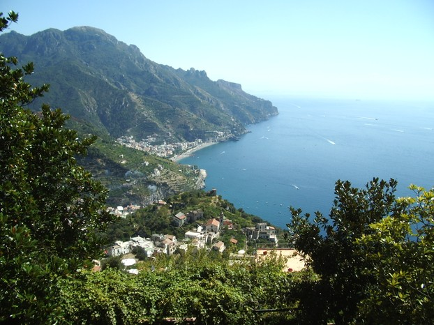 The intoxicating beauty of the Amalfi Coast.