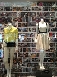 Humans of New York Photos Used in DKNY Display