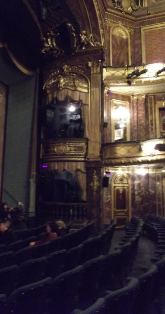 The Auditorium of Theatre Royal, Haymarket