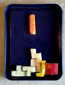 Tetris Fruit/vegitables