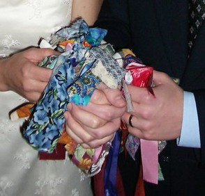 A Handfasting knot