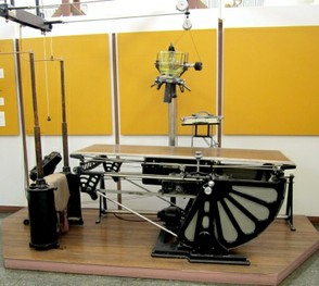 1920s Tilting X-Ray Table