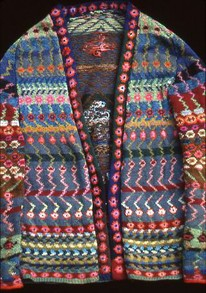 Steve Lovi Cardigan Copy January 2012