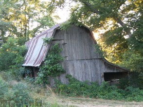 This barn has always seemed haunted to me