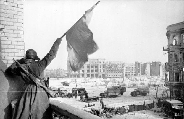 Battle of Stalingrad 1943