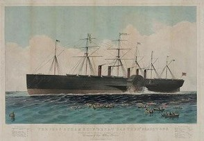 Great Western Steamship (painting)