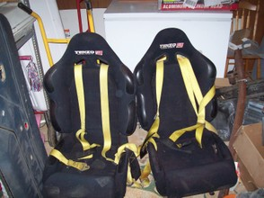 TenzoR Racing Seats