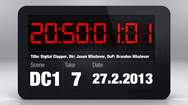 Digital Clapper - Android app